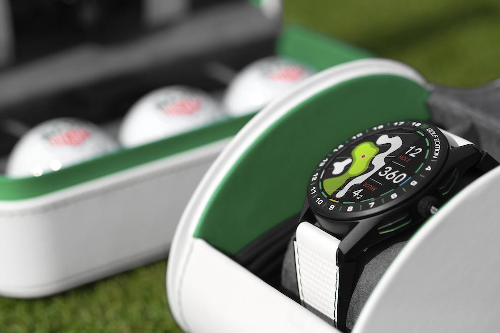 Replica Tag Heuer Connected Golf Edición
