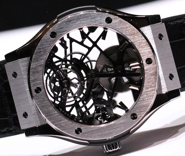 Replicas Hublot Classic Fusion Skeleton Tourbillon 45mm