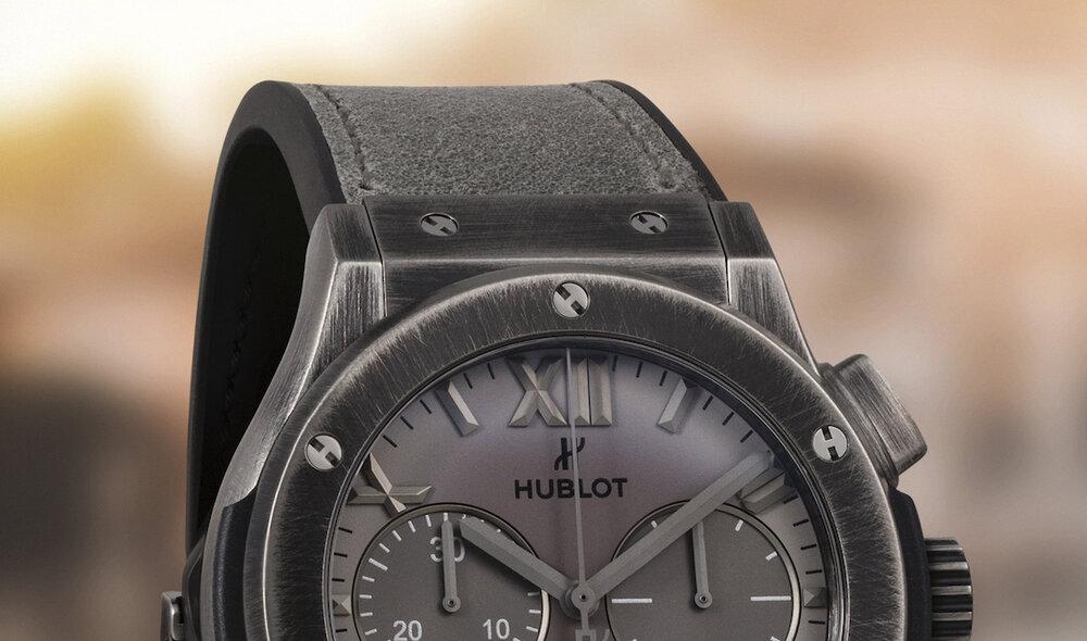 Imitacion Hublot Classic Fusion Chronograph Boutique Roma