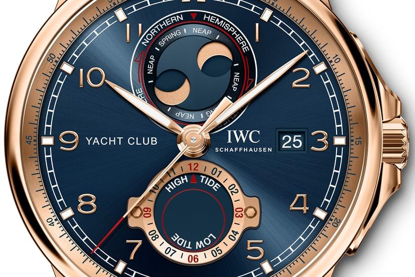 IWC Moon Tide Relojes Imitacion