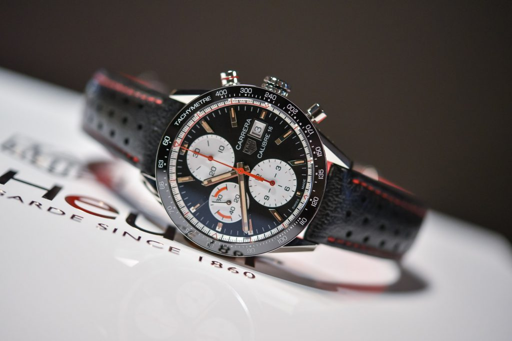 Replicas TAG Heuer Carrera Calibre 16 Chronograph