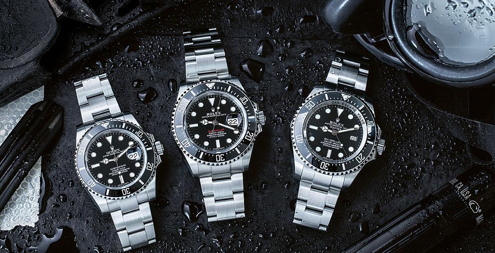 Relojes De Replica De Buceo Rolex