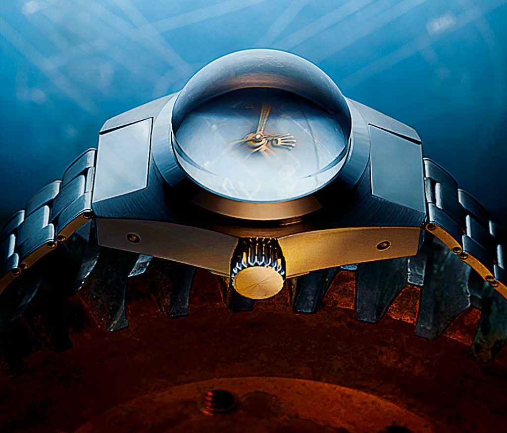 Rolex DeepSea Special Replicas De Relojes