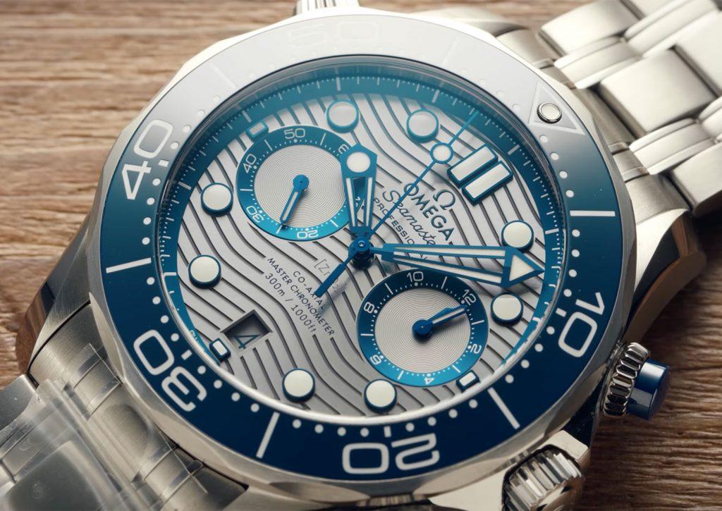 Omega Seamaster Chronograph Replica