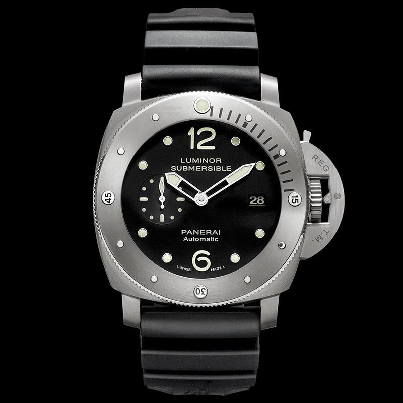 Replicas Relojes Panerai Luminor Submersible 1950 3 Days Automatic Titanio